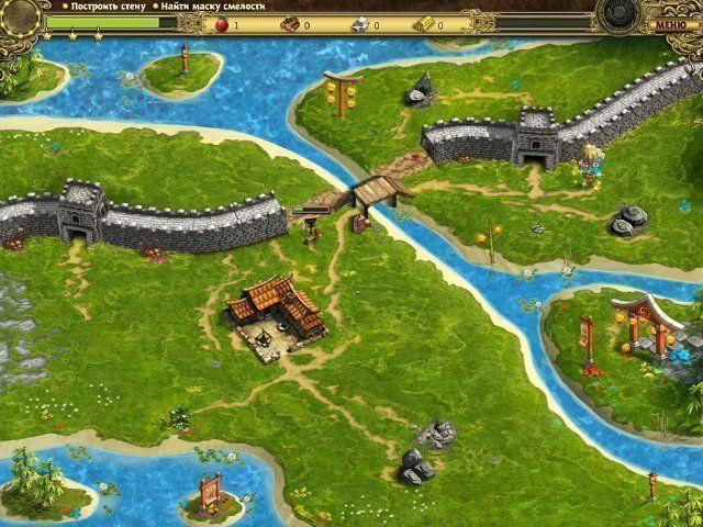 Возведение Великой китайской стены