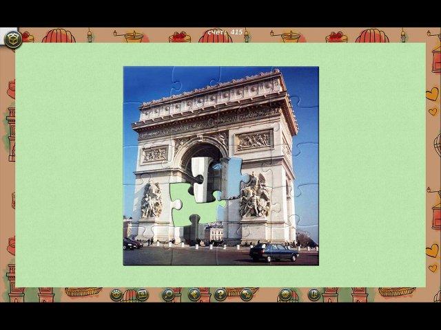 1001 Пазл. Вокруг Света. Франция