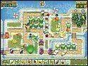 Бесплатная игра Защитники сада. Рождественский переполох скриншот 4