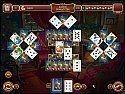 Бесплатная игра Пасьянс солитер. Рождество скриншот 2